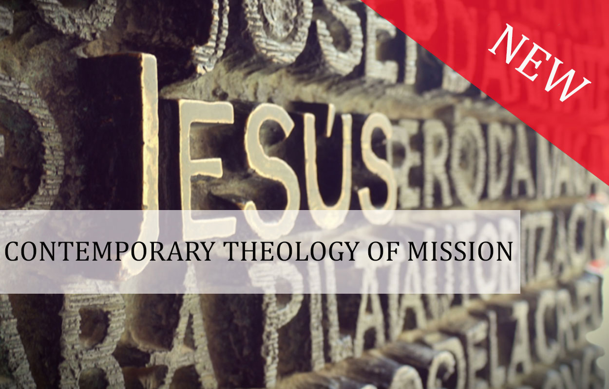 Contemporary Theology of Mission