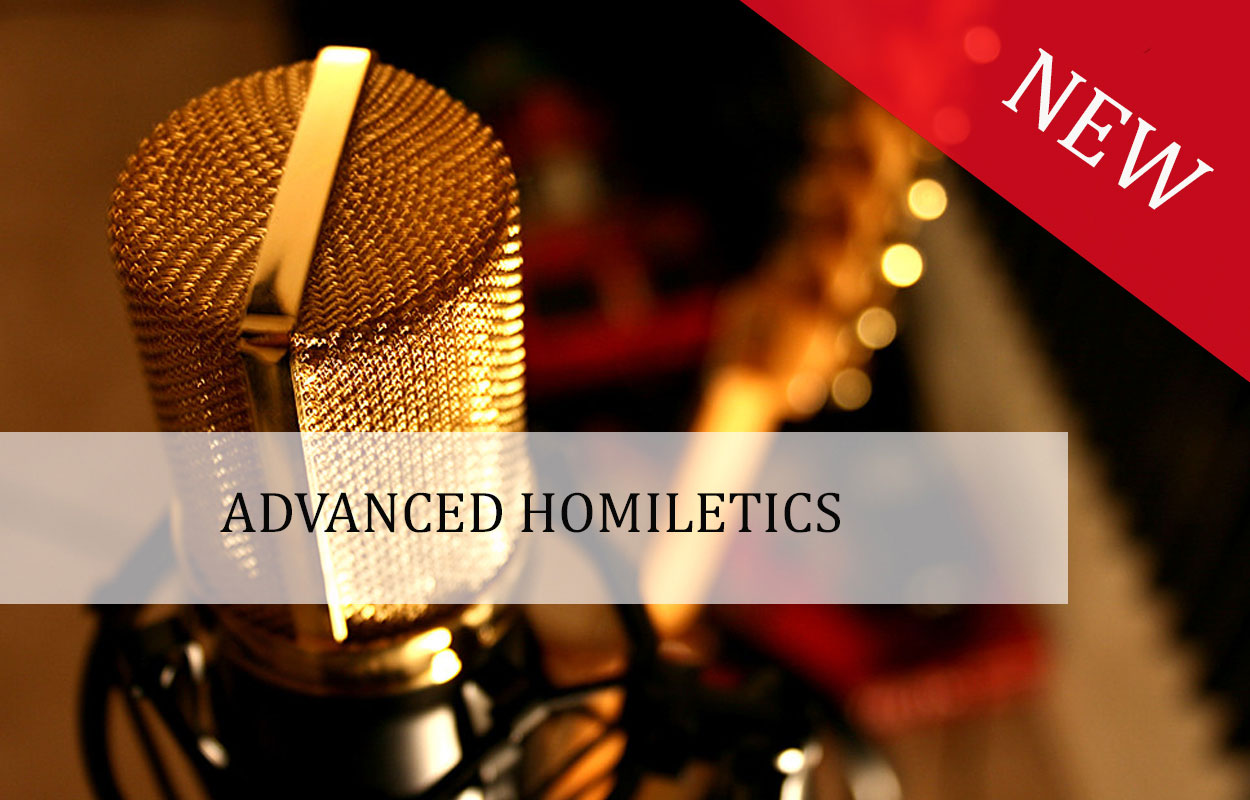 Advanced Homiletics
