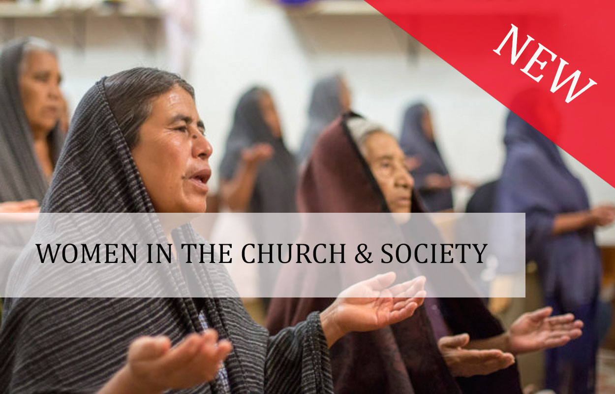 Women in the Church & Society