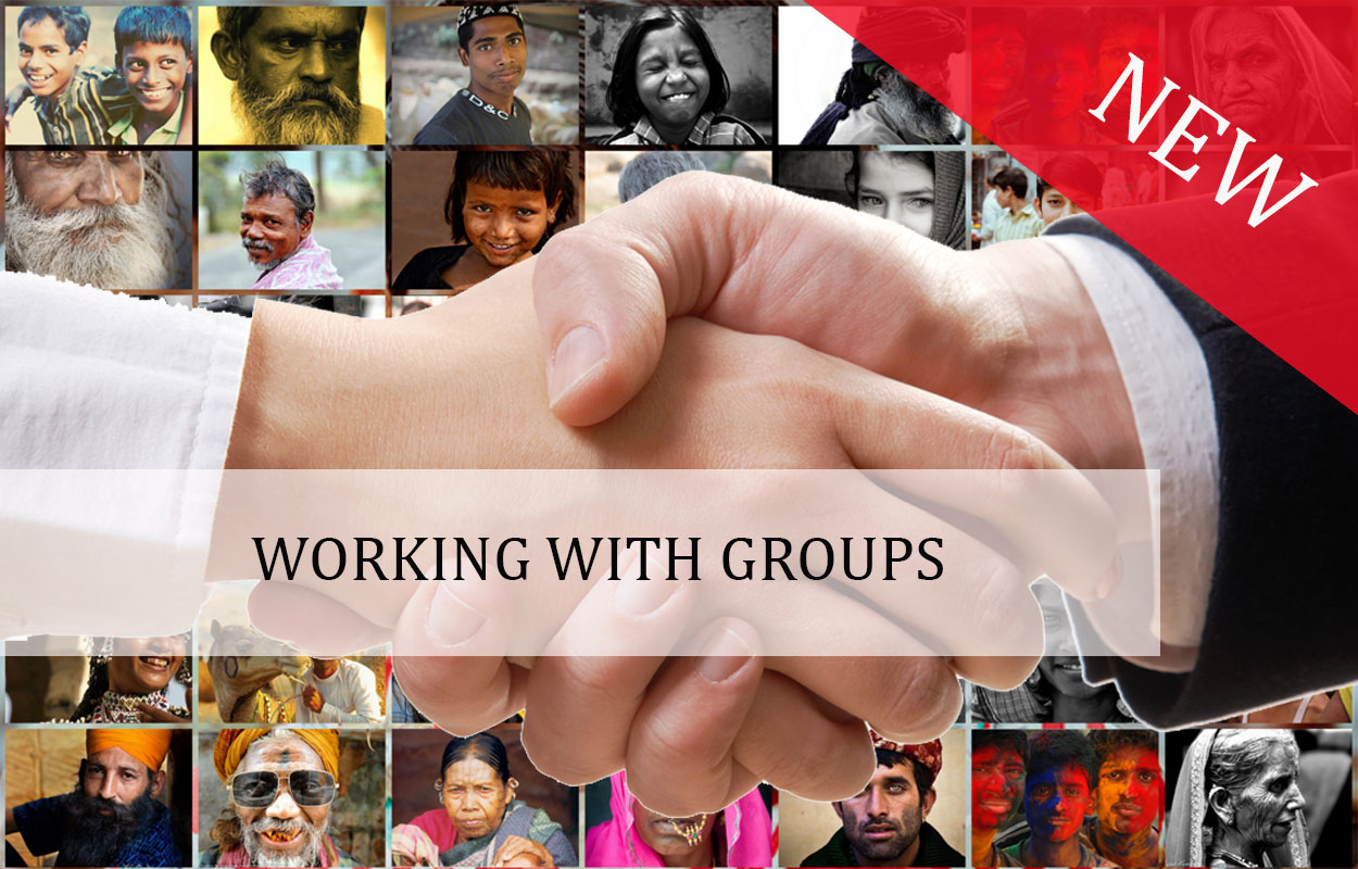 Working with groups