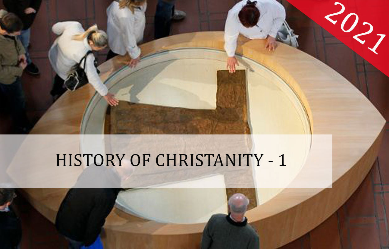 History of Christianity - 1
