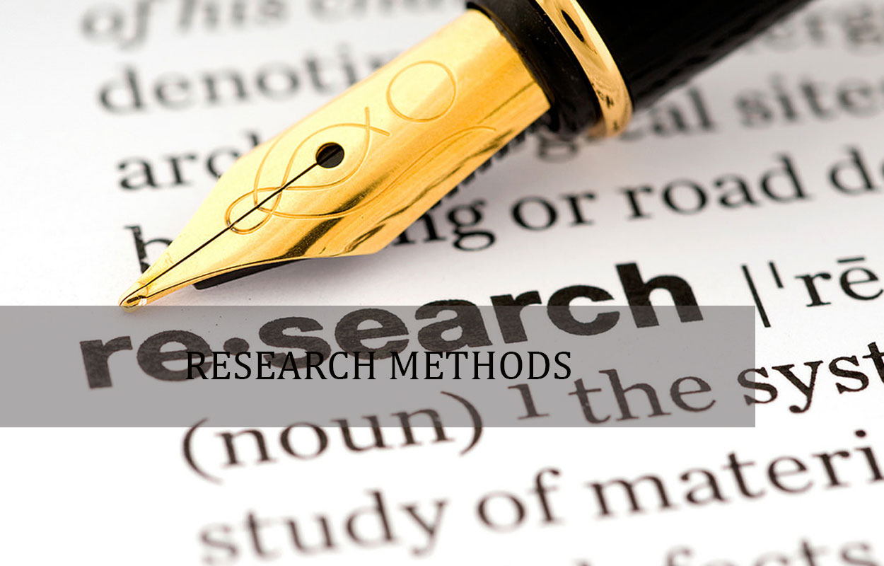Research Methodology - 1